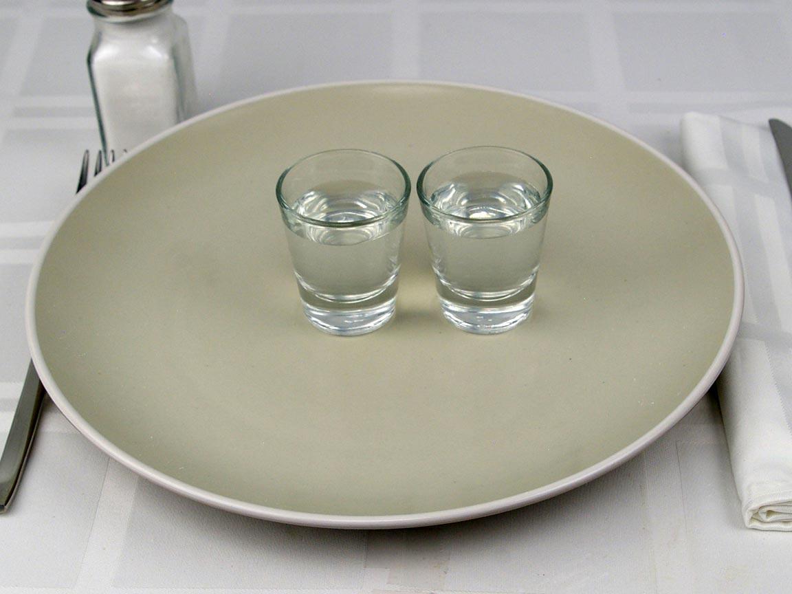 Calories in 2 fl oz(s) of Malibu Rum