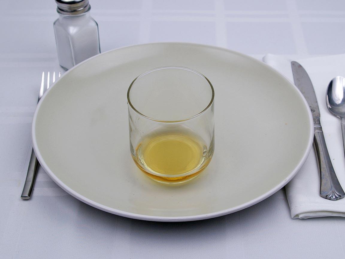 Calories in 5 tsp(s) of Apple Cider Vinegar