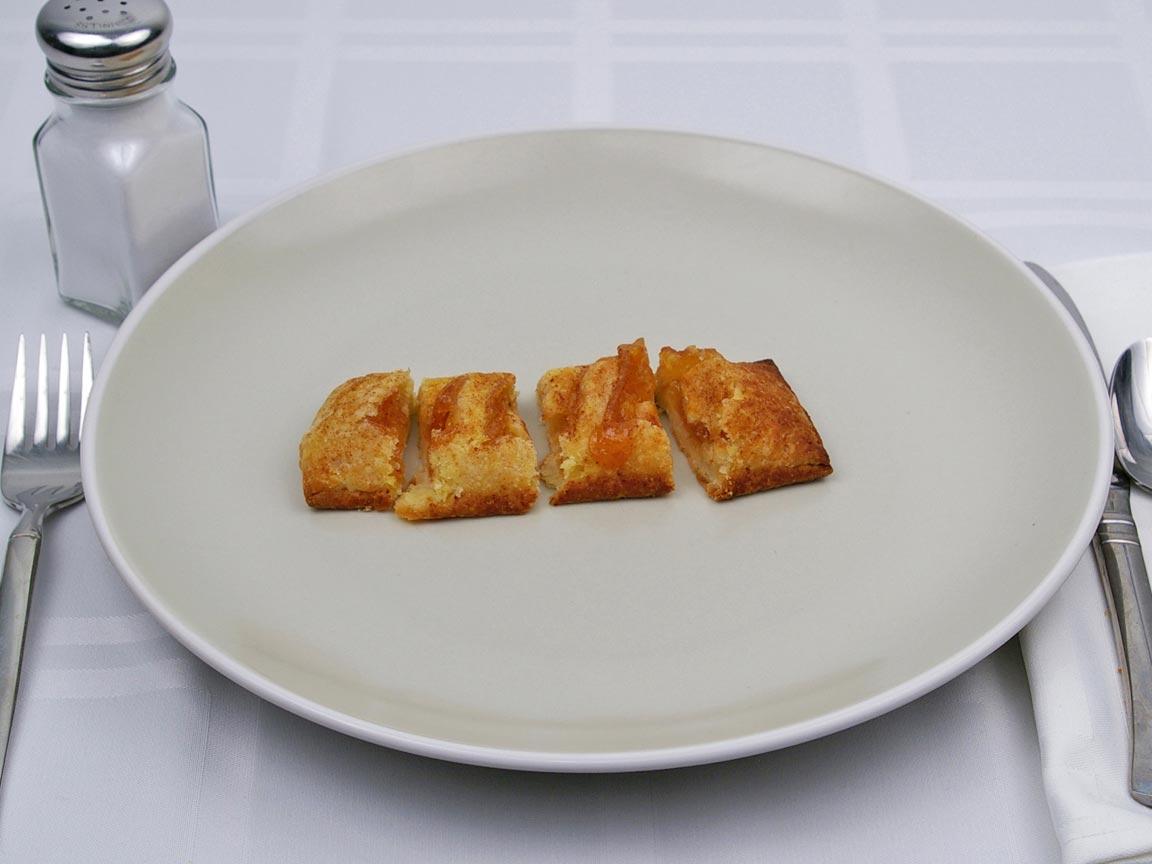 Calories in 1 Each of McDonald's - Baked Apple Pie