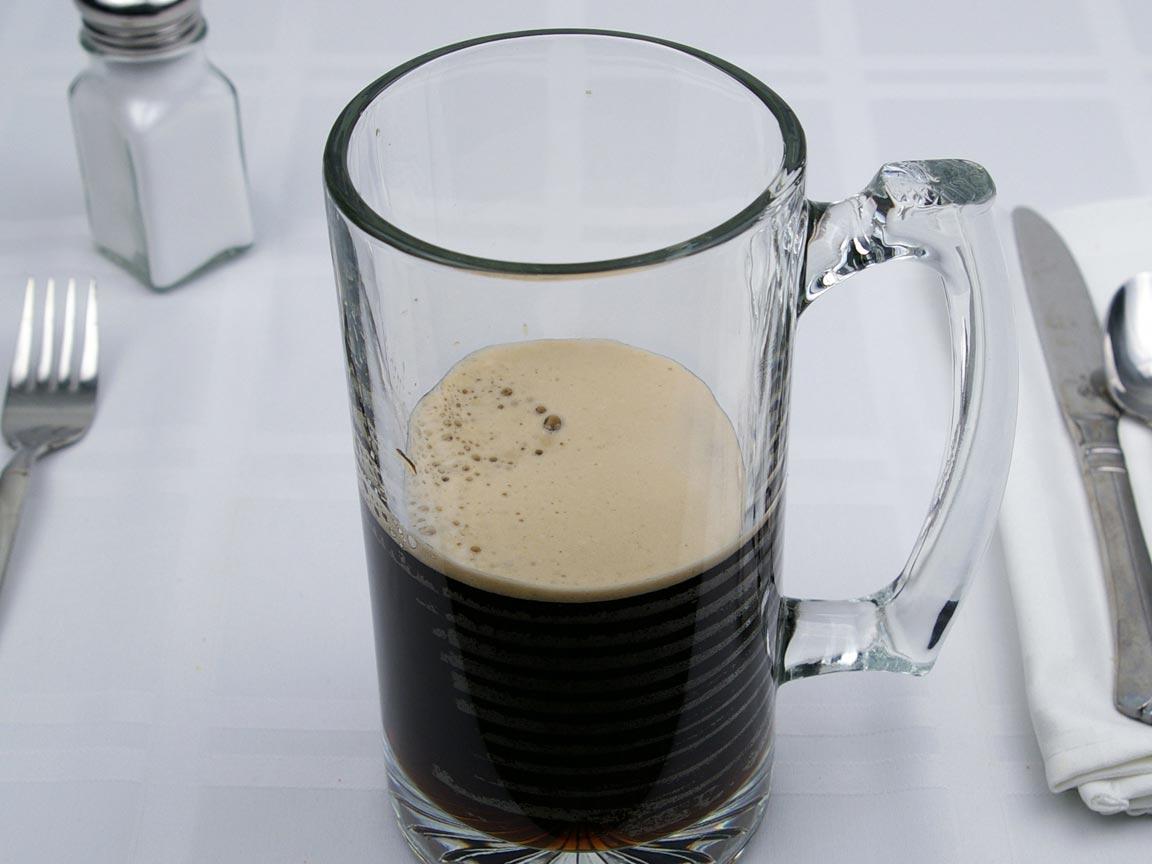 Calories in 12 fl oz(s) of Dark Beer - Guinness