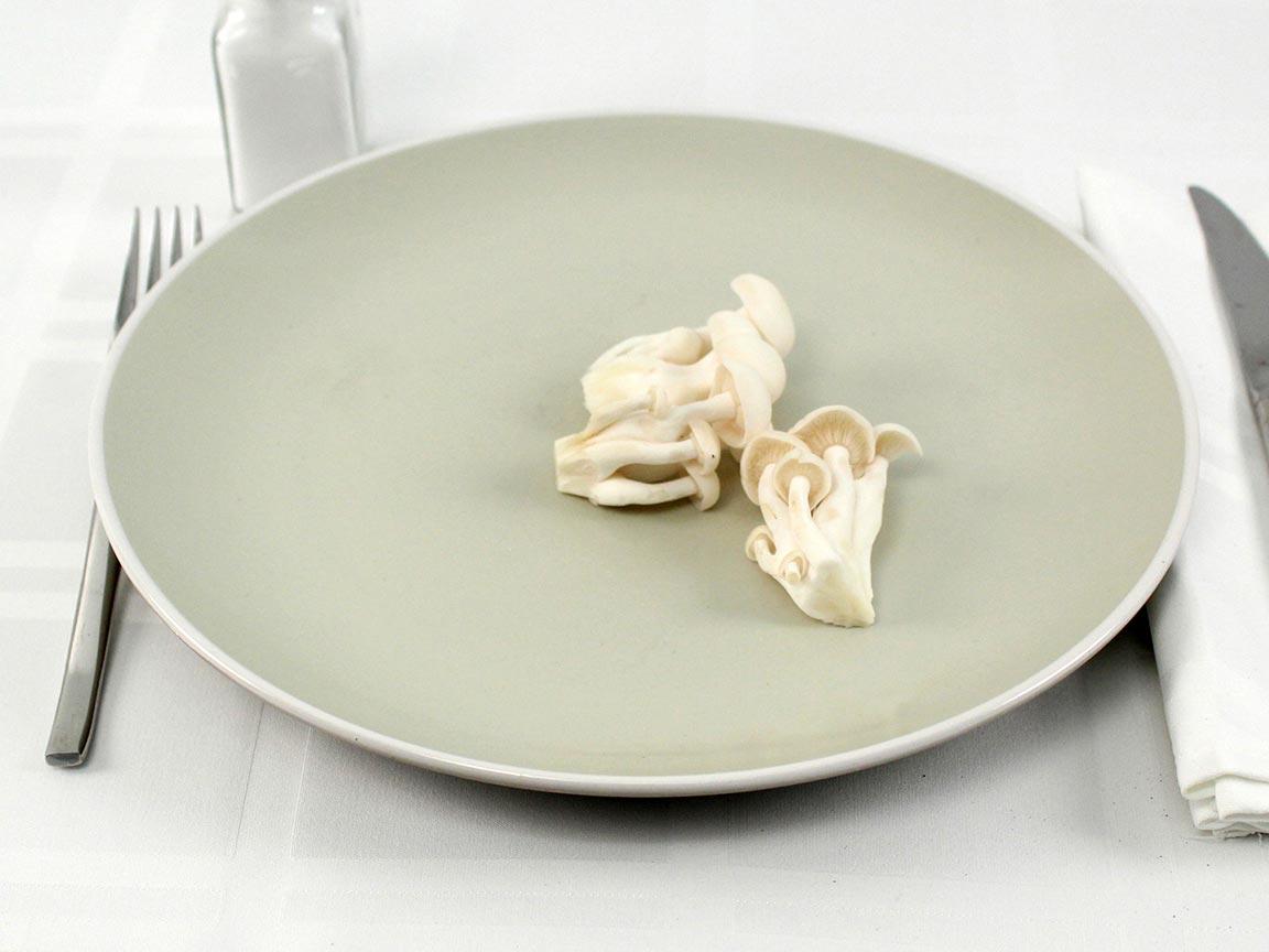 Calories in 30 grams of White Beech - Bumapi- Mushrooms