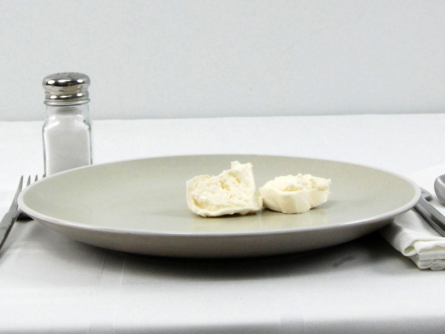Calories in 56 grams of Burrata Cheese