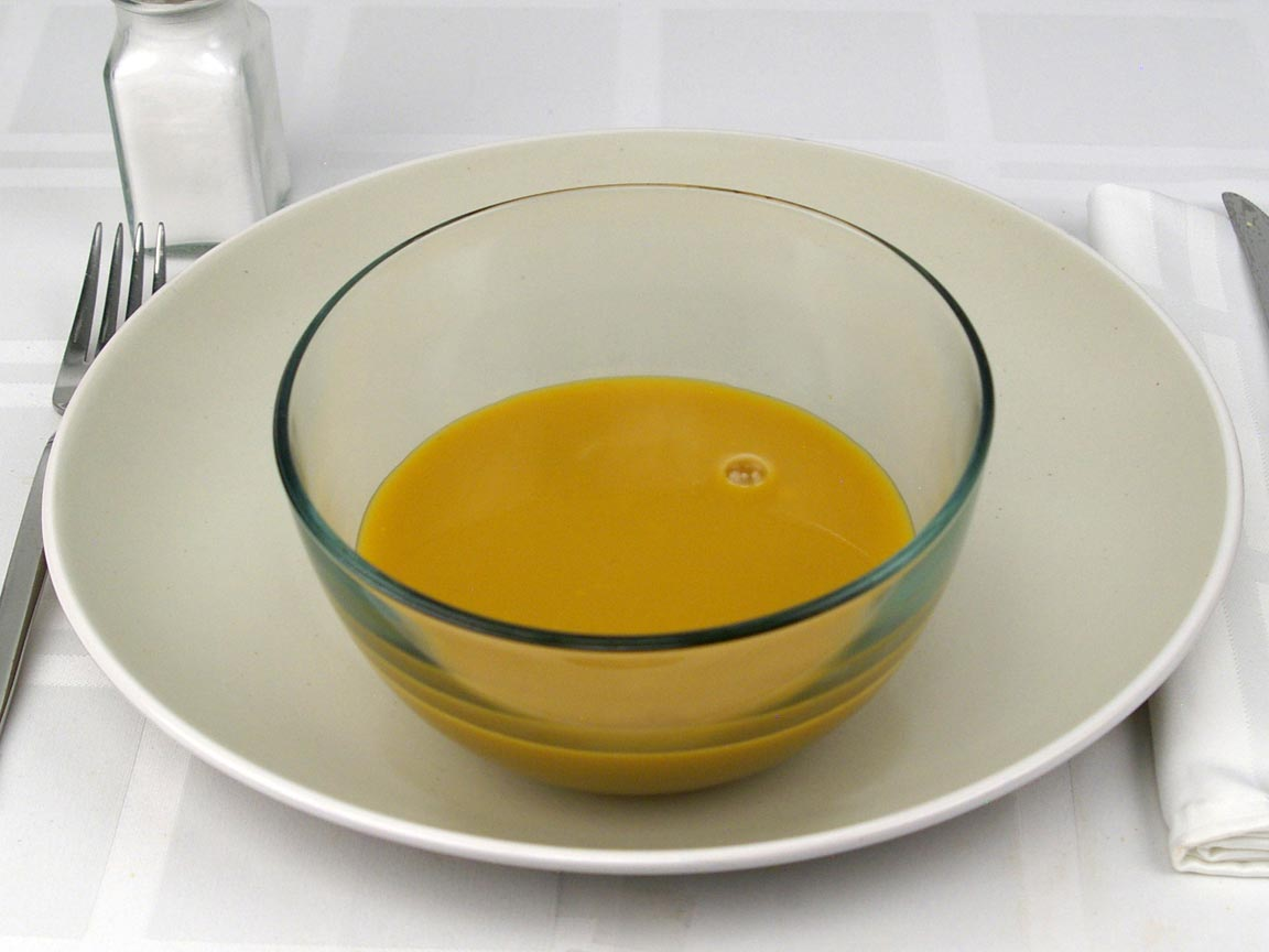 Calories in 1 cup(s) of Butternut Squash Soup