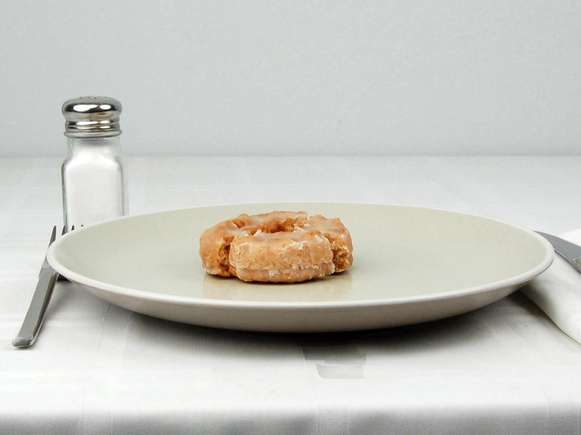 Calories in 1 donut(s) of Apple Cider Donut