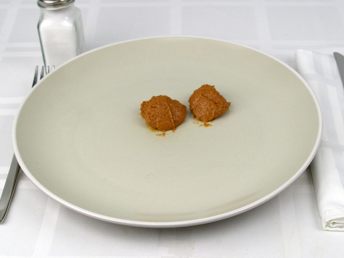 Calories in 2 Tbsp(s) of Cookie Butter
