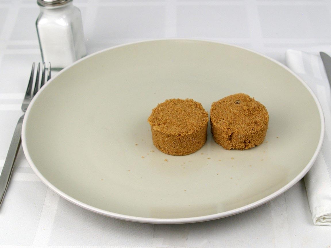 Calories in 0.5 cup(s) of Dark Brown Sugar
