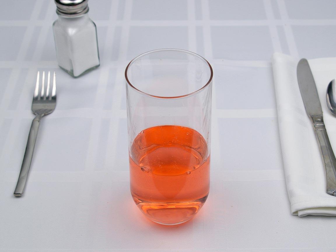 Calories in 8 fl oz(s) of Diet Cherry 7-up Soda