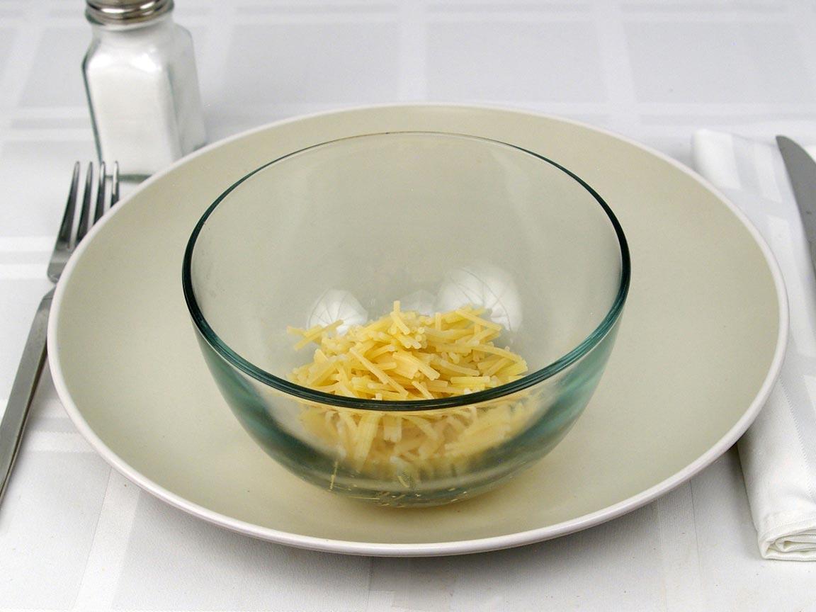 Calories in 56 grams of Fideo Pasta