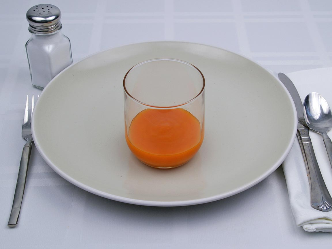 Calories in 4 Tbsp(s) of French Dressing - Reduced Fat