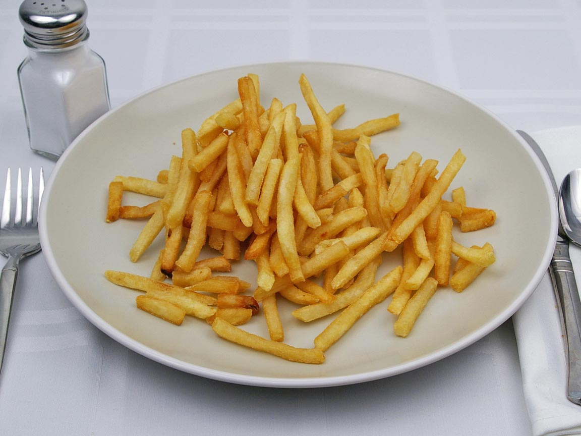 Calories in 2 small of McDonald's - French Fries