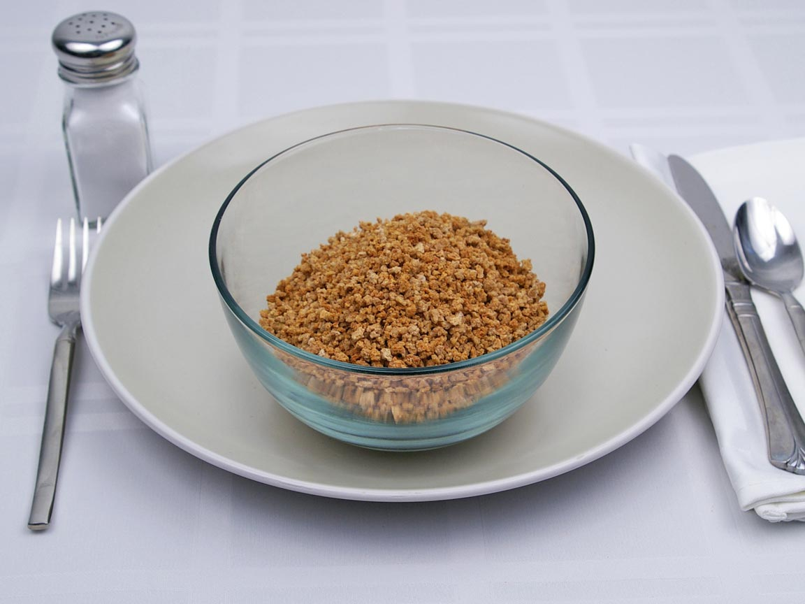 Calories in 1.5 cup(s) of Grape Nuts Cereal