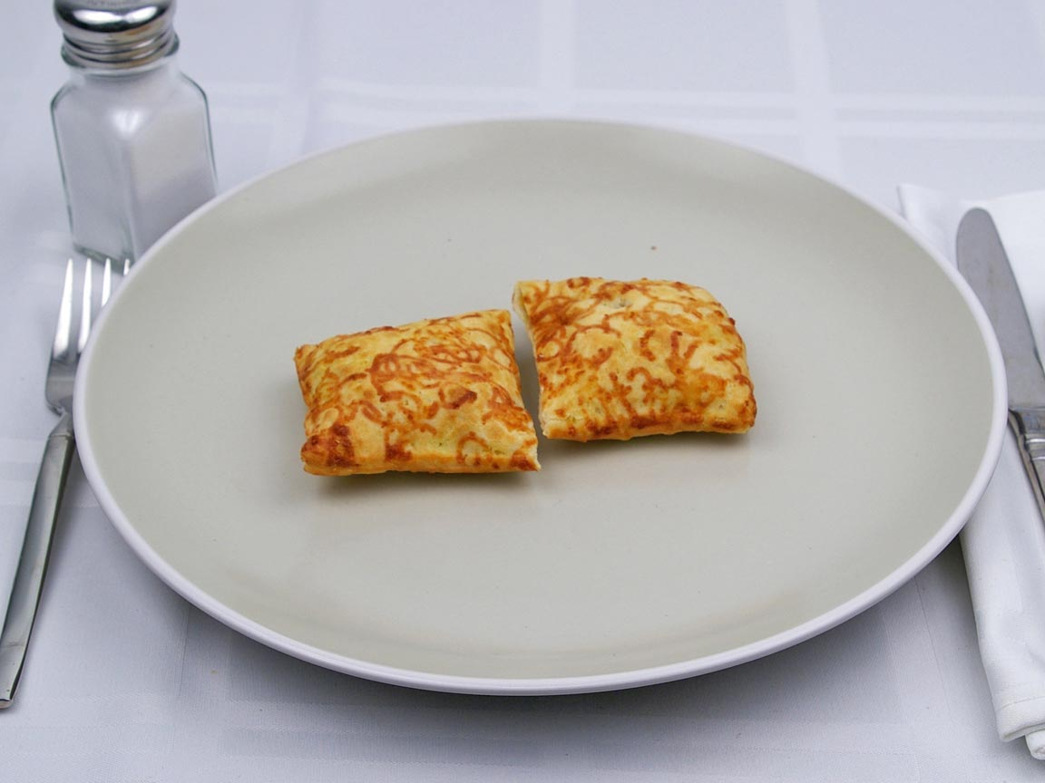 Calories in 1 sandwhich(s) of Hot Pocket - Pepperoni Pizza