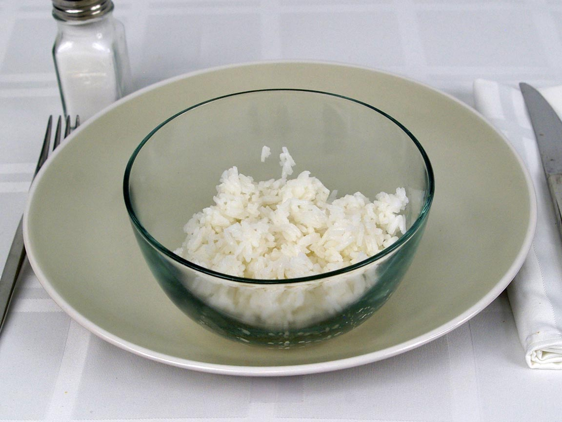 Calories in 1 cup(s) of Jasmine Rice