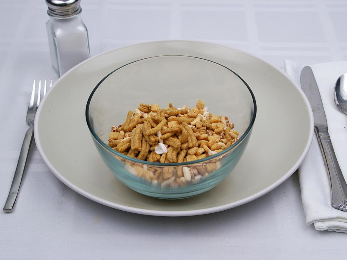 Calories in 1.25 cup(s) of Kashi Go Lean Cereal