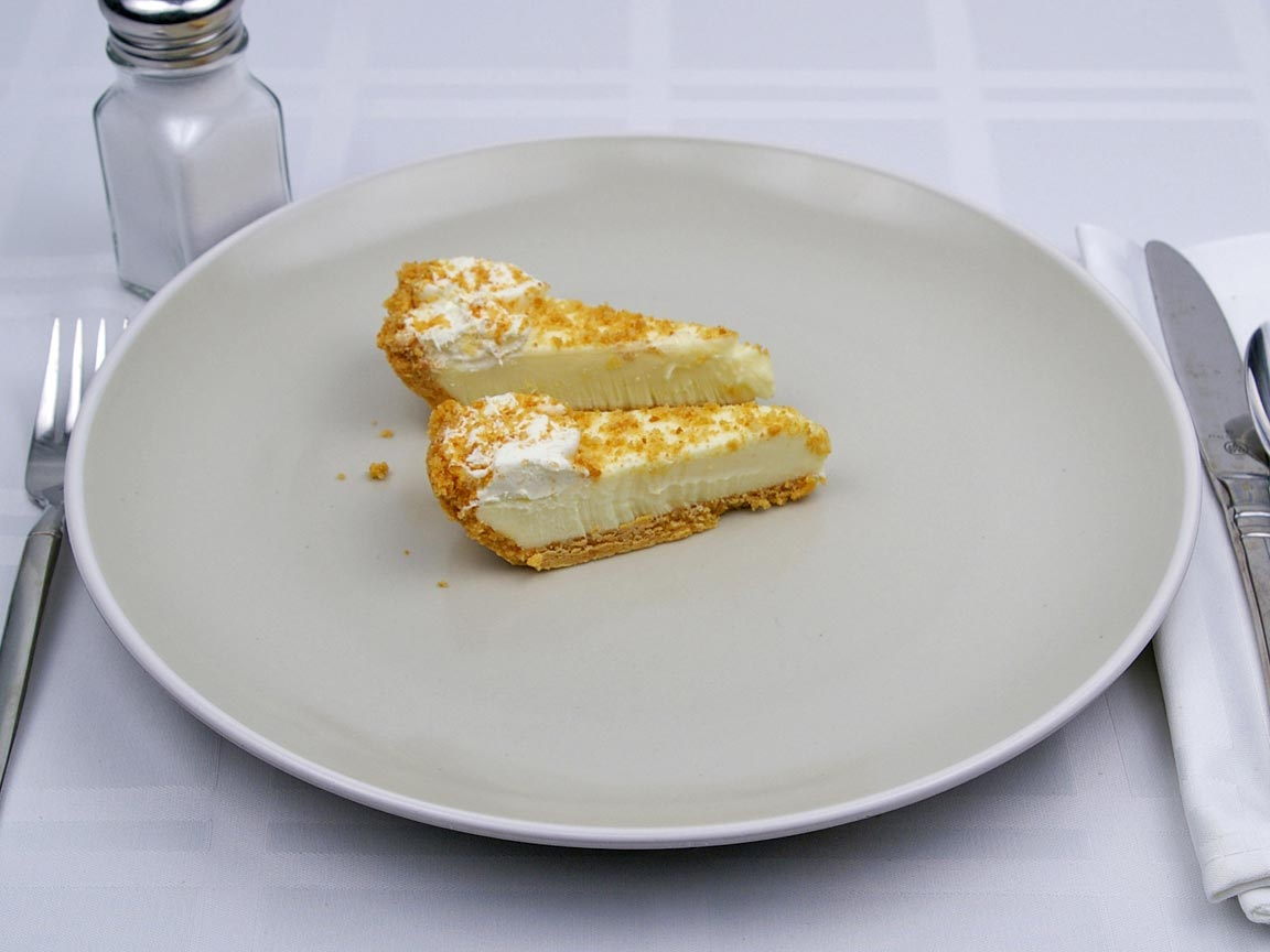 Calories in 1 slice(s) of Key Lime Pie