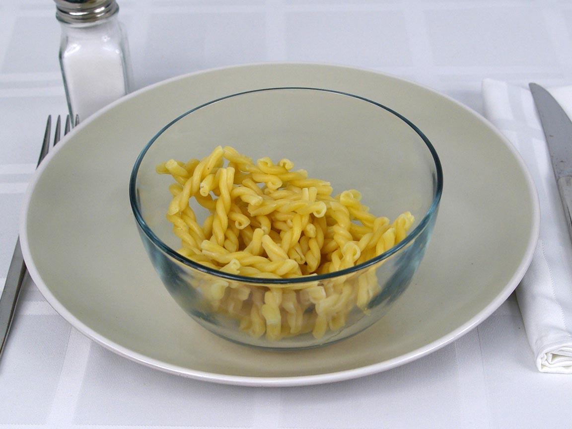 Calories in 113 grams of Gemelli Pasta