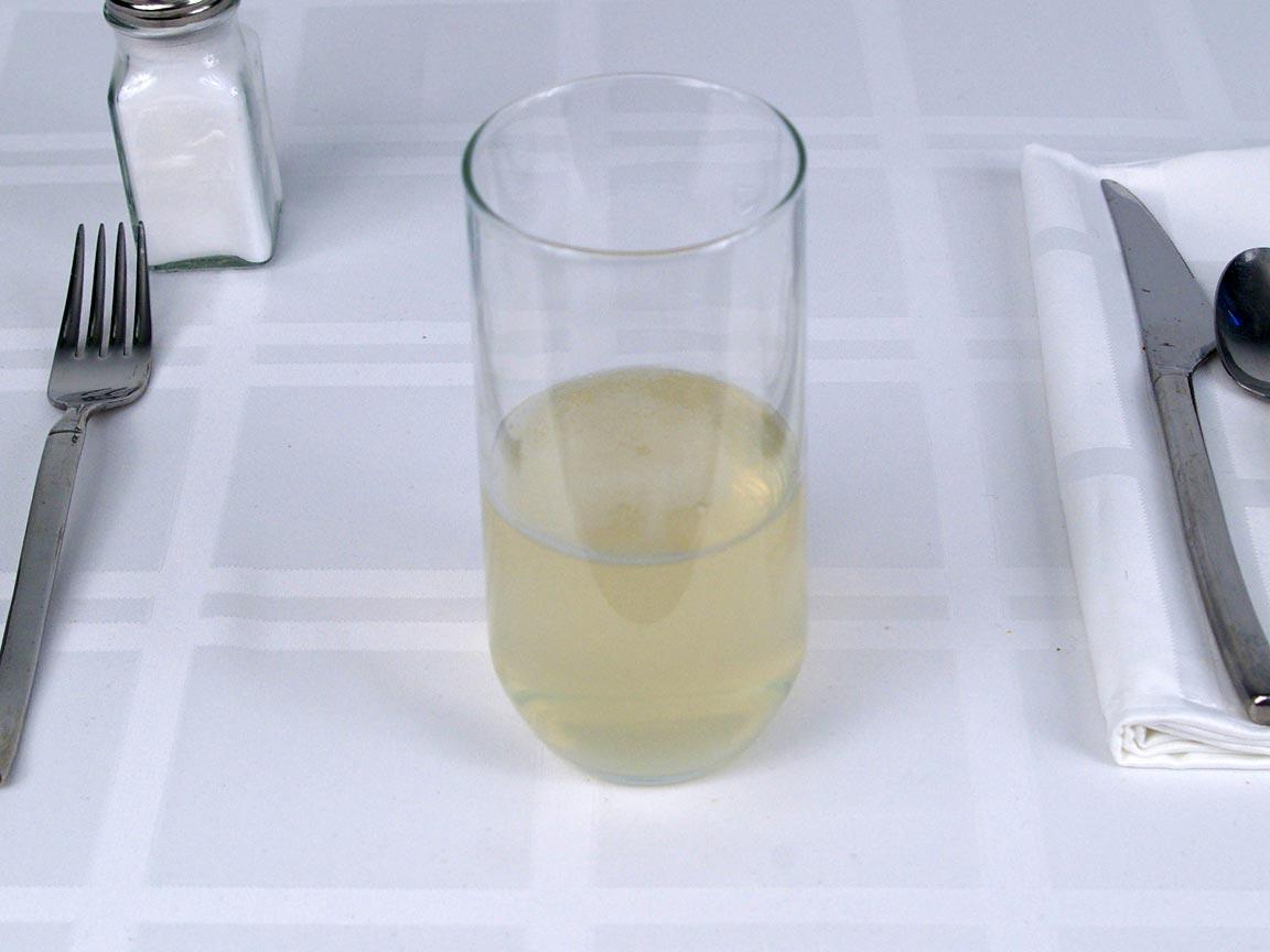 Calories in 8 fl oz(s) of Sparkling Probiotic Drink Mojita