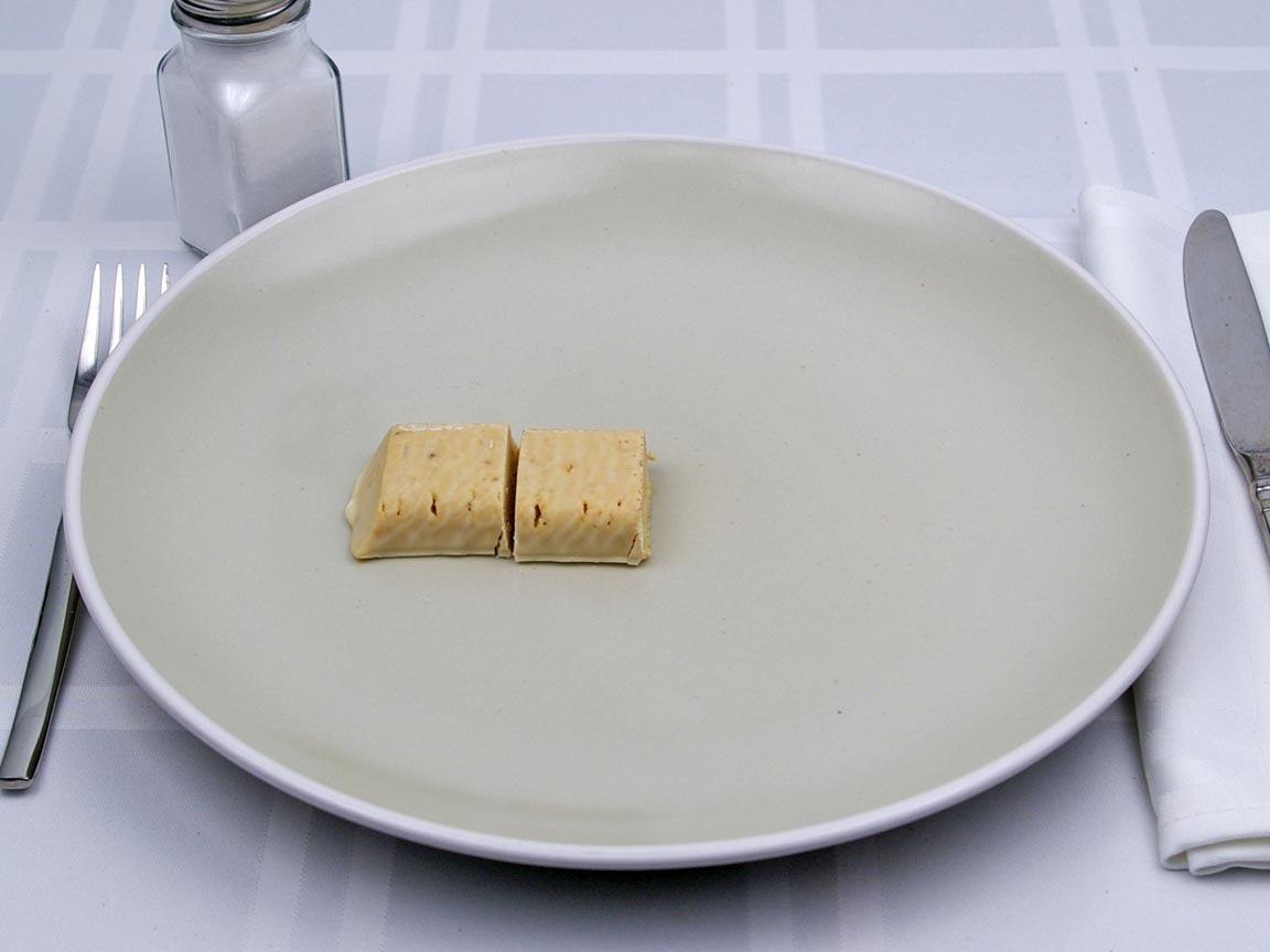 Calories in 0.5 bar(s) of Promax - Lemon Bar