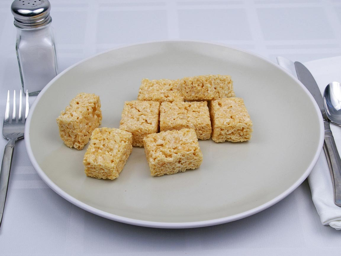 Calories in 4 bar(s) of Rice Krispies® Treat