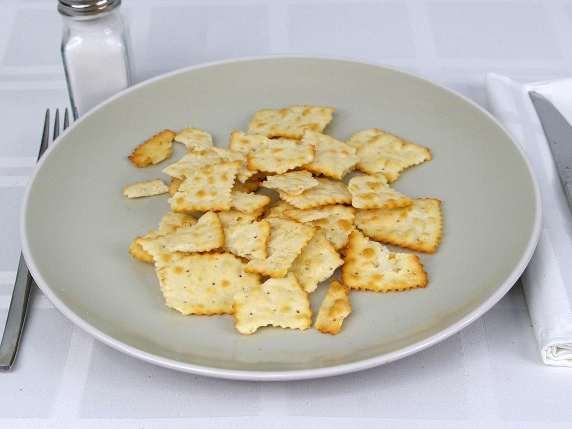 Calories in 12.03 ea(s) of Ritz Chips Original