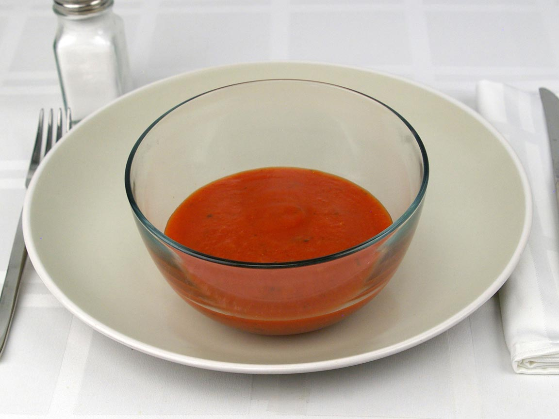 Calories in 1 cup(s) of Pasta Sauce - Four Cheese