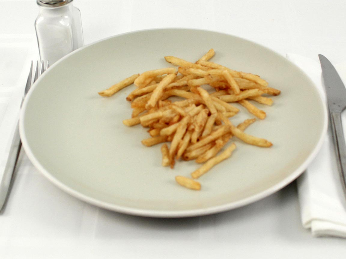 Calories in 56 grams of Skinny French Fries