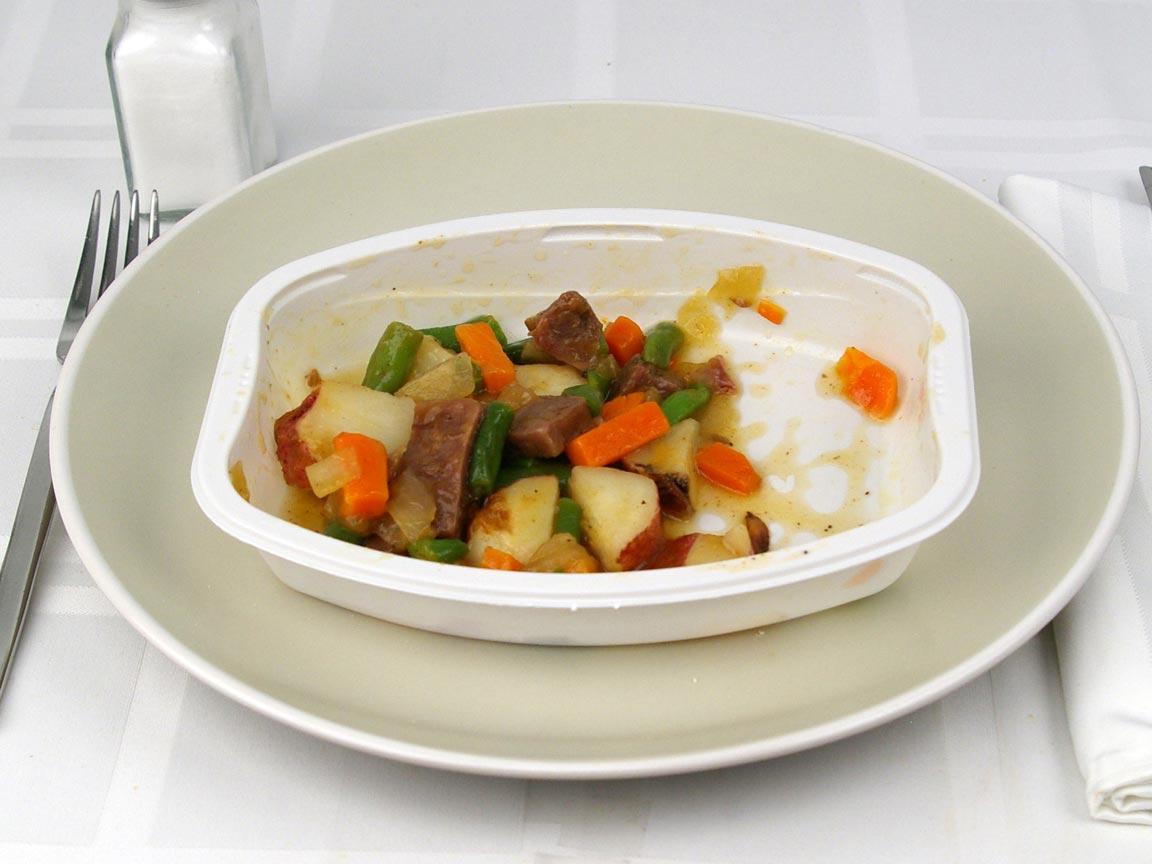 Calories in 0.5 package(s) of Smart Ones - Beef Pot Roast