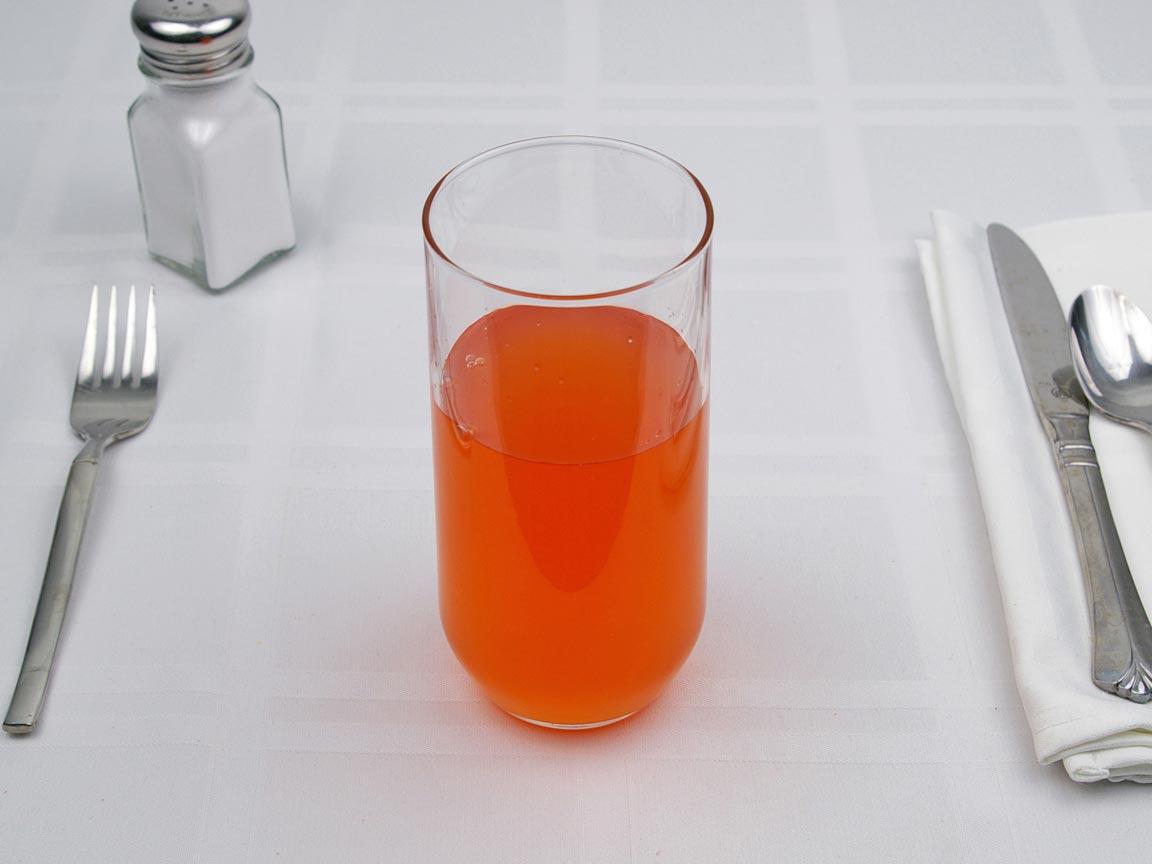 Calories in 10 fl oz(s) of Sobe Energy Drink - Mango