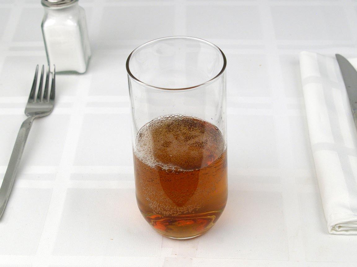 Calories in 8 fl oz(s) of Apple Soda