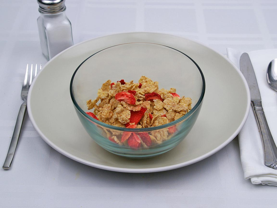 Calories in 1.5 cup(s) of Special K - Red Berries - Cereal