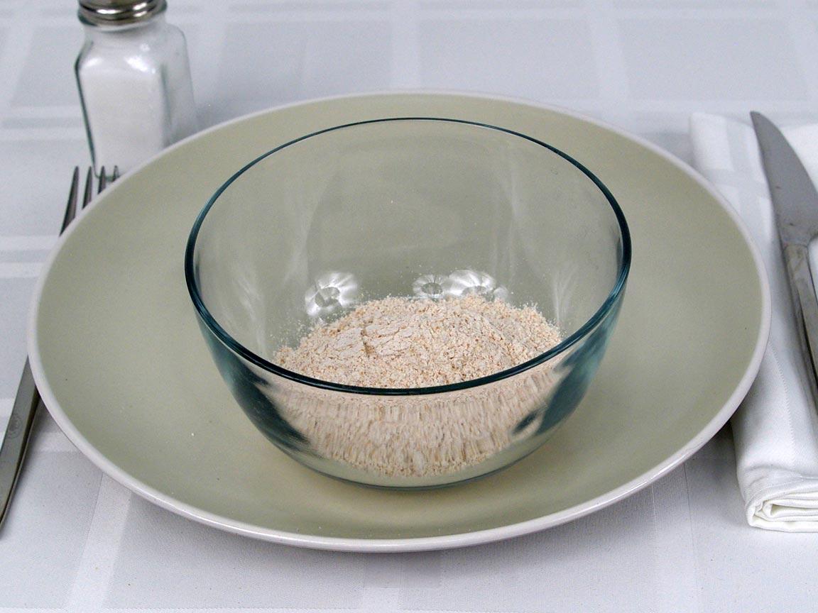 Calories in 0.5 cup(s) of Spelt Flour