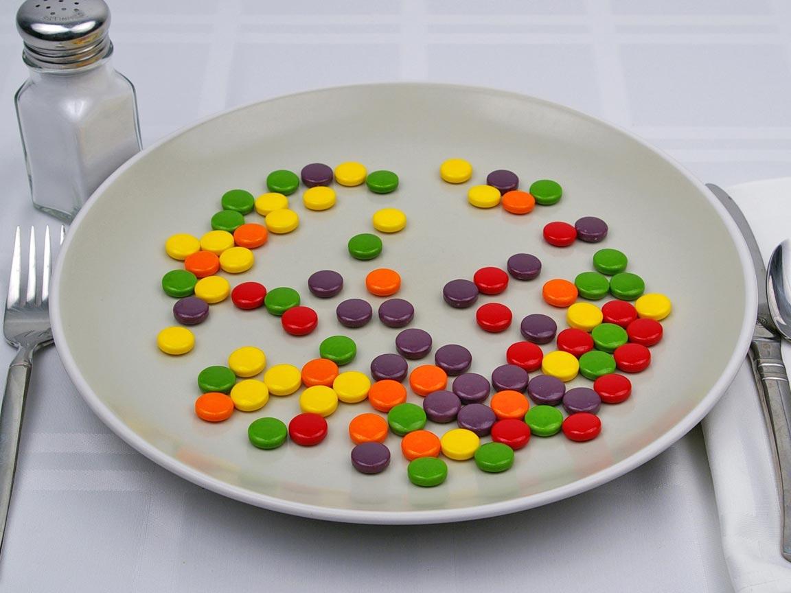Calories in 168 grams of Spree
