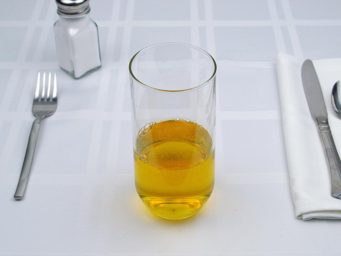 Calories in 8 fl oz(s) of Rockstar Energy Drink