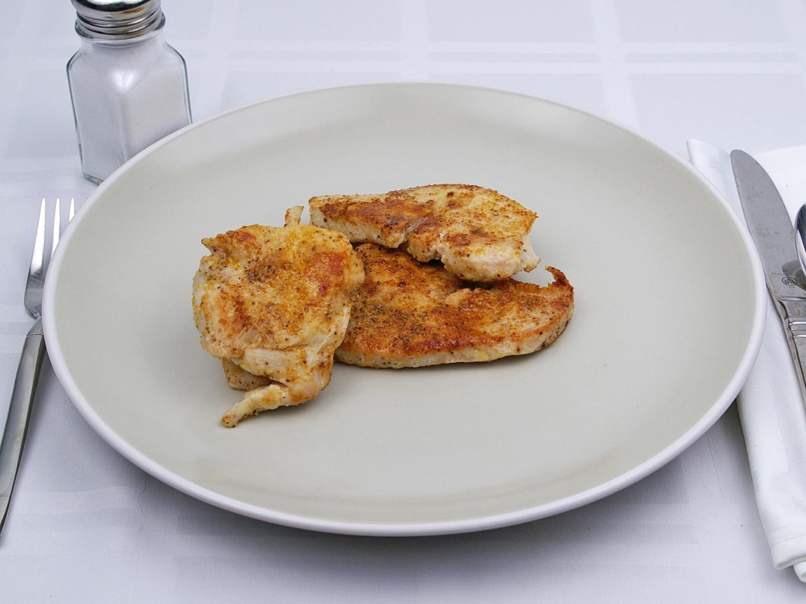 Calories In 3 Medallion S Of Turkey Breast