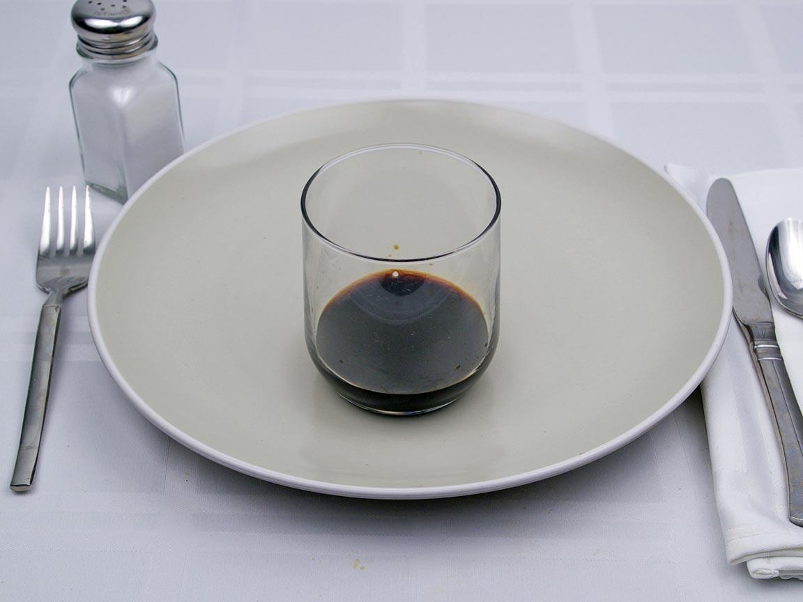 Calories in 4 Tbsp(s) of Balsamic Vinegar