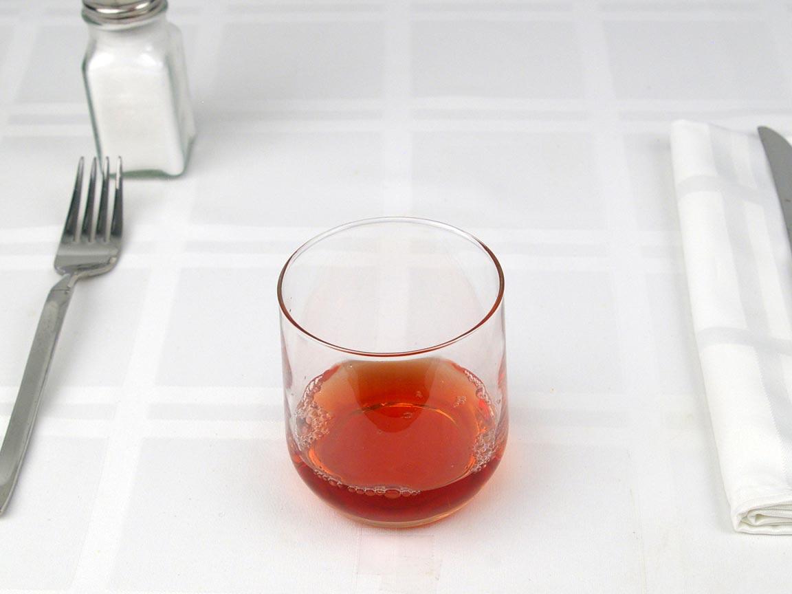 Calories in 4 Tbsp(s) of Red Wine Vinegar