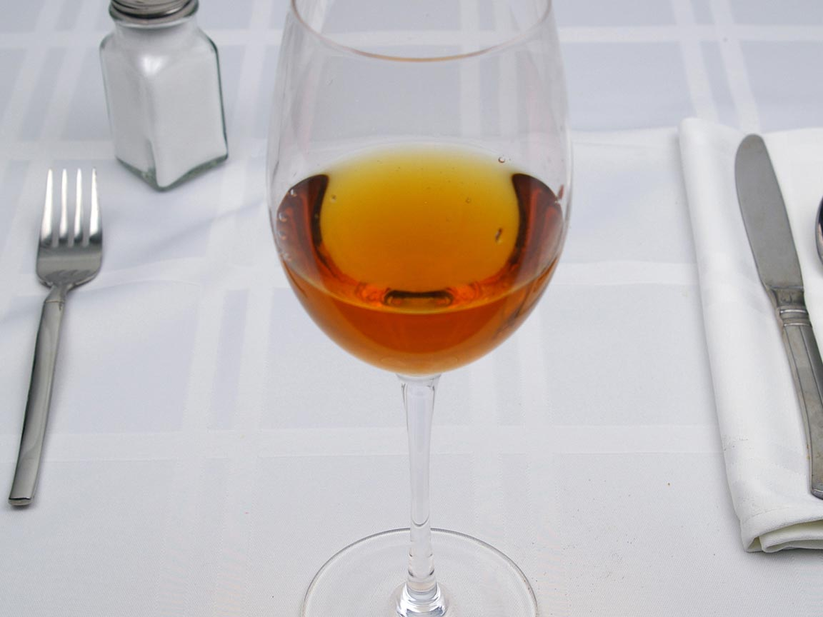Calories in 4 fl oz(s) of Madeira Wine - Avg